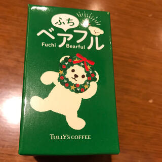 タリーズコーヒー(TULLY'S COFFEE)のタリーズ ふちベアフル(ノベルティグッズ)