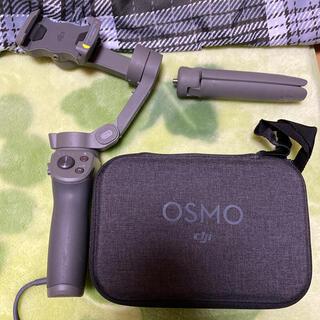 ゴープロ(GoPro)のdjis osmo mobile3 combo(自撮り棒)