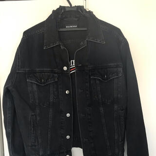Balenciaga - Balenciaga  バレンシアガ denim jacket