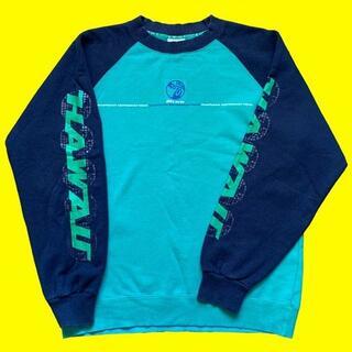 ピコ(PIKO)のPIKO SURF ピコ 袖プリント スウェット 90S 90年代(スウェット)