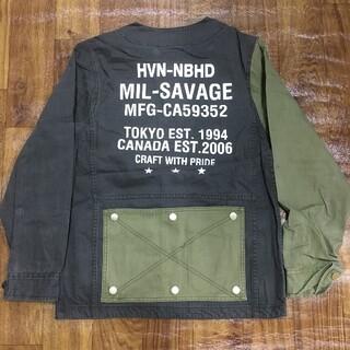 ネイバーフッド(NEIGHBORHOOD)のNEIGHBORHOOD x HAVEN M-65 C-JKT 02サイズ(ミリタリージャケット)