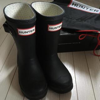 ハンター(HUNTER)のハンター キッズ レインシューズ(長靴/レインシューズ)