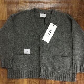 W)taps - Wtaps palmer sweater グレー2 ニット/セーター