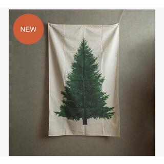 スリーコインズ(3COINS)の(みゆゆん様専用)スリーコインズ クリスマスツリー ツリータペストリー(その他)