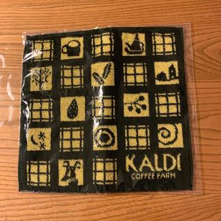 KALDI - ❤️【KALDI】オリジナル今治タオルハンカチ