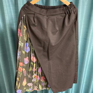 スカラー(ScoLar)の膝下丈スカート(ひざ丈スカート)