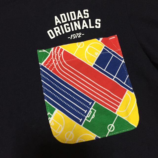 adidas(アディダス)のadidas originals アディダス Track pocket Tシャツ メンズのトップス(Tシャツ/カットソー(半袖/袖なし))の商品写真