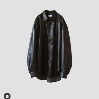 ジエダ(Jieda)のryo takashima レザーシャツ(シャツ)