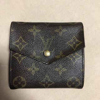 ルイヴィトン(LOUIS VUITTON)のルイヴィトン 二つ折り財布(財布)