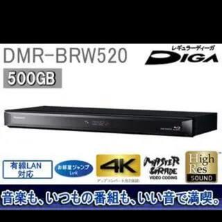 Panasonic - Panasonic ブルーレイ DIGA DMR-BRW520