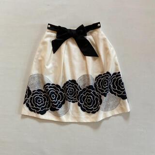 トゥービーシック(TO BE CHIC)の美品❤️tobechic スカート(ひざ丈スカート)