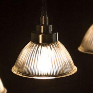 値引◆インダストリアルペンダントライト GROVE〔グローブ〕シェード ガラス製(天井照明)