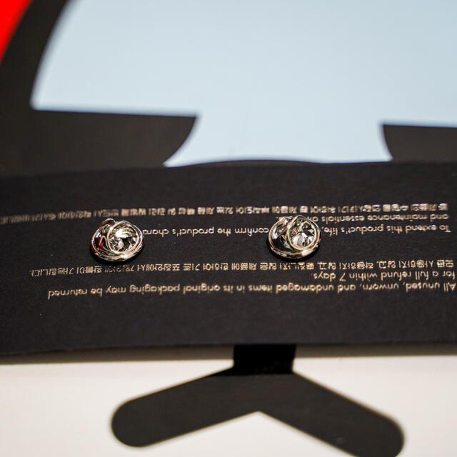 PEACEMINUSONE(ピースマイナスワン)のpeaceminusone BULLDOG CLIP PIN SET メンズのファッション小物(その他)の商品写真