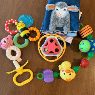 Sassy - 乳児期のおもちゃまとめ売り