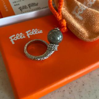 フォリフォリ(Folli Follie)の美品❤️フォリフォリ リング(リング(指輪))