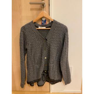 サカイラック(sacai luck)のsacai luck Wool Knit(ニット/セーター)