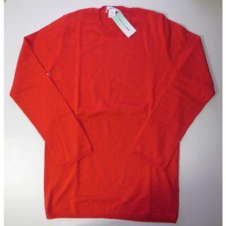 コムデギャルソン(COMME des GARCONS)のコムデギャルソン ニット red sizeS (ニット/セーター)