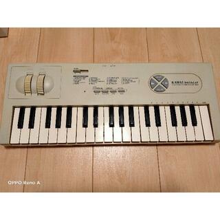再値下げ KAWAI DATACAT 37鍵盤 MIDIキーボード(電池駆動可)(MIDIコントローラー)