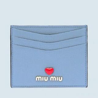 ミュウミュウ(miumiu)のみー様専用(パスケース/IDカードホルダー)