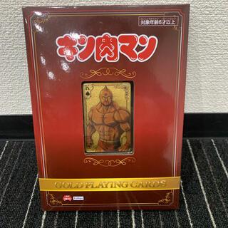 キン肉マン GOLD PLAYING CARDS(トランプ/UNO)
