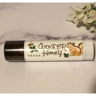 ベキュア(VECUA)のVECUA ワンダーハニー リップエッセンスクリーム グリーンティーミントの香り(リップケア/リップクリーム)