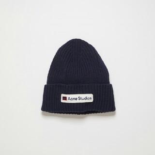 アクネ(ACNE)のAcne studios ニット帽(ニット帽/ビーニー)
