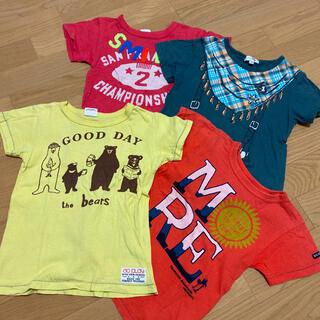 ブリーズ(BREEZE)の《まとめ売り》 半袖Tシャツ 120 センチ 男の子(Tシャツ/カットソー)