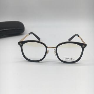 CHANEL - 箱付き 送料無料 Chanel 2130 メガネフレーム 黒