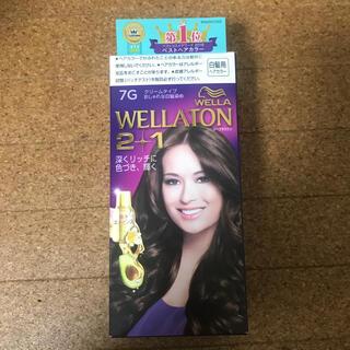 ウエラ(WELLA)のウエラトーン ツープラスワン クリームヘアカラーa 7G(白髪染め)