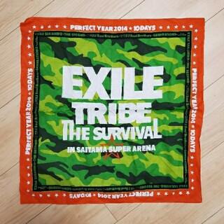 エグザイル トライブ(EXILE TRIBE)のEXILETRIBEバンダナ(バンダナ/スカーフ)