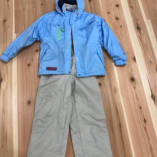 SPALDING - SPALDING スキーウェア上下セット 140