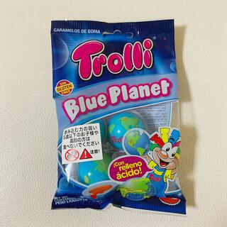 Trolli トローリ Blue palanet gummy 地球グミ (菓子/デザート)