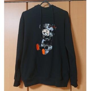 グラニフ(Design Tshirts Store graniph)のコントロール ベア/グラニフ/パーカー/Mサイズ(パーカー)