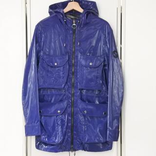 グッチ(Gucci)のグッチ ヴィンテージ ブルゾン ジャケット コート ジッパー ポリエステル 44(ブルゾン)