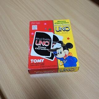 トミー(TOMMY)のトマト様専用 UNO ディズニーキャラクター(トランプ/UNO)