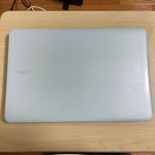 エヌイーシー(NEC)の限定販売‼NEC LS150/E ブルー ノートパソコン(ノートPC)