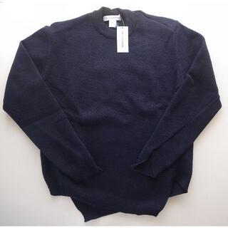 コムデギャルソン(COMME des GARCONS)のコムデギャルソン shirt アシンメトリー ニット navy(ニット/セーター)