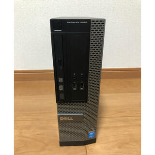 DELL - DELL OptiPlex 3020  Core i5 4世代