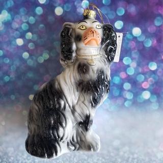 アッシュペーフランス(H.P.FRANCE)のアスティエ ASTIER de VILLATTE クリスマス オーナメント 犬(その他)