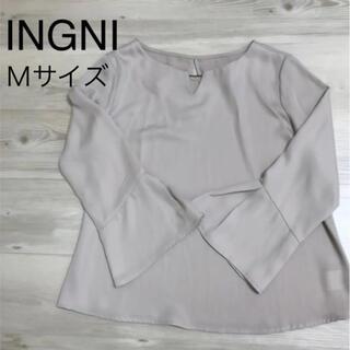 INGNI - INGNI キレイめトップス