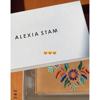 アリシアスタン(ALEXIA STAM)のALEXIA STAM iPhoneケース X/XS対応(iPhoneケース)