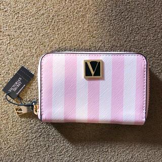 ヴィクトリアズシークレット(Victoria's Secret)のビクトリアズシークレット New ミニ財布 カードケース(コインケース)