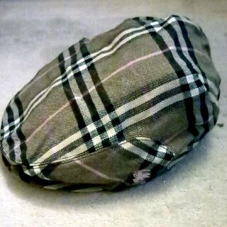 バーバリーブルーレーベル(BURBERRY BLUE LABEL)のバーバリーブルーレーベル ハンチング 帽子(ハンチング/ベレー帽)