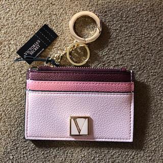 ヴィクトリアズシークレット(Victoria's Secret)の値下げ中!New! ビクトリアズシークレット コインケース カードケース(コインケース)