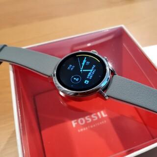 フォッシル(FOSSIL)のFossilスマートウォッチ Gen4 Venture HR  FTW6014(腕時計)