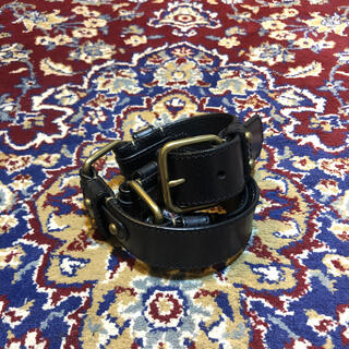 ジョンローレンスサリバン(JOHN LAWRENCE SULLIVAN)の90s VINTAGE RALPH LAUREN docking belt(ベルト)