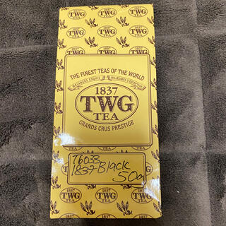 ★TWG 1837 BLACK TEA 50g★紅茶★ブラックティー 茶葉★(茶)