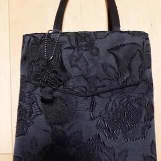 喪式用バック フォーマル 冠婚葬祭 レディース 喪服用 トートバッグ(ハンドバッグ)