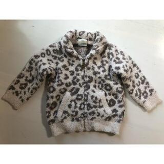 ジェラートピケ(gelato pique)のジェラートピケ長袖80-90ファージャケット上着ジャンバー女の子モコモコフワフワ(ジャケット/上着)