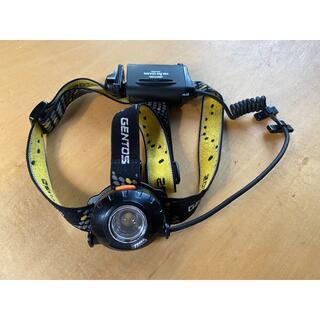 ジェントス(GENTOS)の中古 GENTOS LEDヘッドライト HEAD WARS HW-999H(ライト/ランタン)